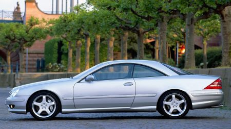 Mercedes-Benz CL 55 AMG F1 Limited Edition (11)