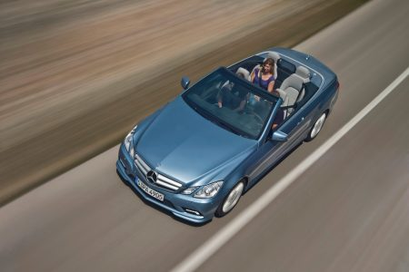 Mercedes-Benz E-Class Coupes and Cabriolets (6)