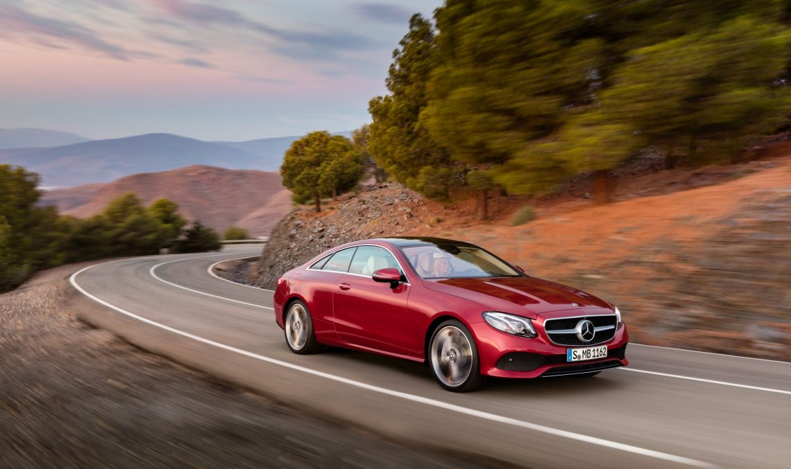 Mercedes-Benz E-Class Coupes and Cabriolets – How the story began