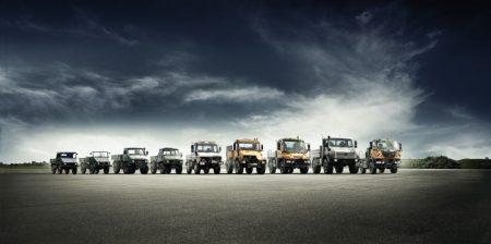 Mercedes-Benz Unimog tractor (6)
