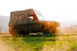 Lorinser: 27 years old Puch G-Class now ready for summer