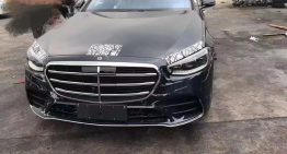2021 Mercedes S-Class completely undisguised: This is it!