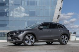 2020 Mercedes GLA gets new entry level diesel. And it's a 2.0-liter!