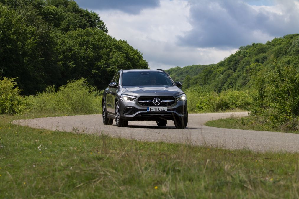 test Mercedes GLA 200 d 4Matic 2020