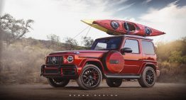 """Mercedes-AMG G 63 """"Long Nose"""" – Who turned the G-Wagen into a yacht?"""