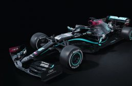 The reason why Mercedes chose a black livery for its Formula One racing car
