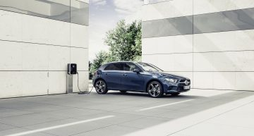 High demand of Mercedes-Benz A 250e takes company by surprise, makes it stop accepting orders