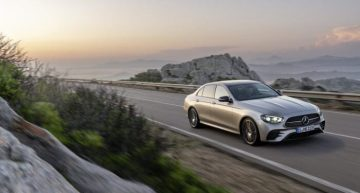 The Mercedes-Benz E-Class and CLS are now available to order. How much do they cost?