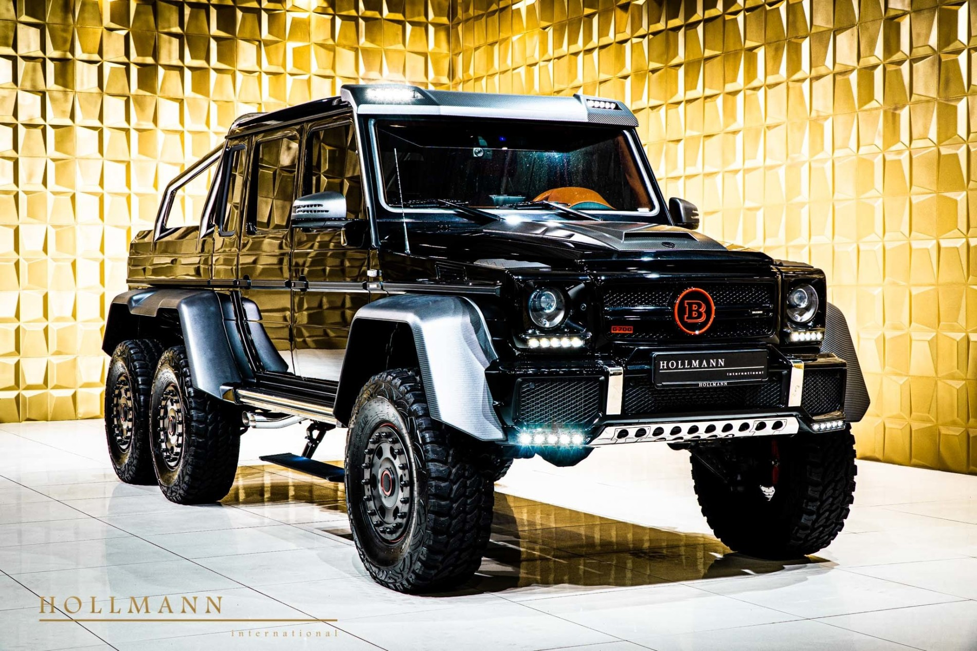 Monster For Sale How Much Does A Mercedes Benz G63 Amg 6x6 Get To Cost Nowadays