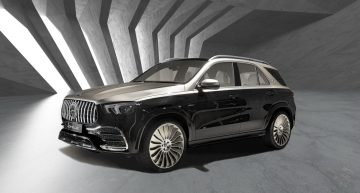 Mercedes-Benz GLE by Hofele – A Maybach with no logo
