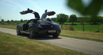 Is the Mercedes-Benz SLS AMG a real classic or not?