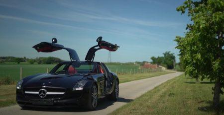 Mercedes-Benz SLS AMG (2)