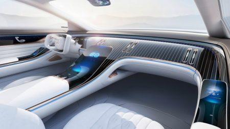 Mercedes-Benz autonomous car (4)