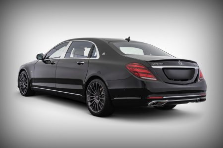 Mercedes-Maybach S650 Night Edition (6)