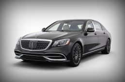 Mercedes-Maybach S650 Night Edition scares off any Rolls-Royce