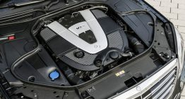 The Mercedes V12 engine: the end of an era