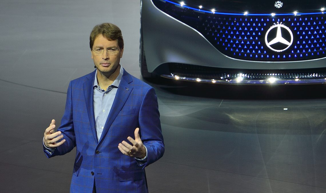 Brace yourselves! Daimler CEO warns  executives to prepare for salary cuts