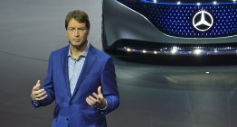 The future Mercedes EQS will get a Maybach version: Maybach EQS