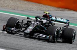 Mercedes-AMG Petronas locks first grid row for the Austrian Grand Prix