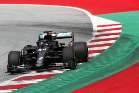 Formula 1 Austrian Grand Prix Mercedes-AMG Petronas (4)