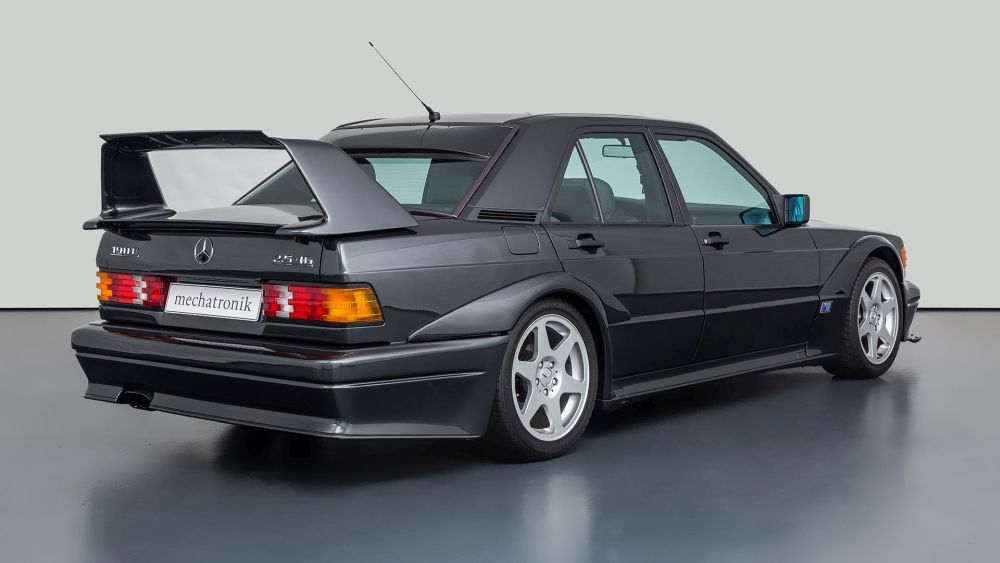 Mercedes 190 E 2.5-16 EVO II 1990