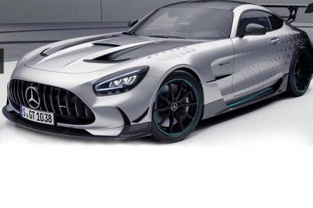 Mercedes-AMG GT Black Series P One Edition (2)