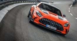 Mercedes-AMG GT Black Series, available for order. How much does it cost?