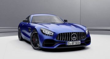 Prices of the updated Mercedes-AMG GT Coupe and Roadster announced