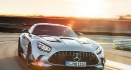 The new Mercedes-AMG GT R Black Series – Official data and photo gallery