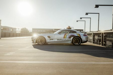 Mercedes-AMG GT R Formula 1 Safety Car diversity (4)