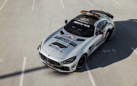 Mercedes-AMG GT R Formula 1 Safety Car diversity (9)