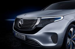 Insights from the wind tunnel. The aerodynamics of the Mercedes-Benz EQC explained