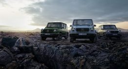 "Mercedes-Benz G-Class gets new ""Desert"" mode and new equipment"