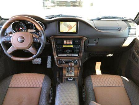 """Mercedes G500 Cabrio Mansory """"Speranza"""" (11)"""