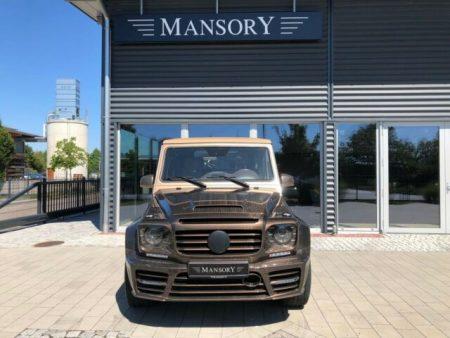 """Mercedes G500 Cabrio Mansory """"Speranza"""" (2)"""