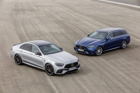 Performance has a price, literally. The new Mercedes-AMG E-Class models are available for order (2)