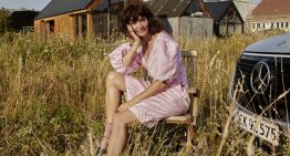 Mercedes-Benz partners up with Helena Christensen to show the responsible side of luxury