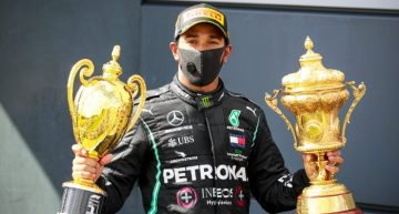 Sir Lewis Hamilton. 7-time World Champion awarded knighthood
