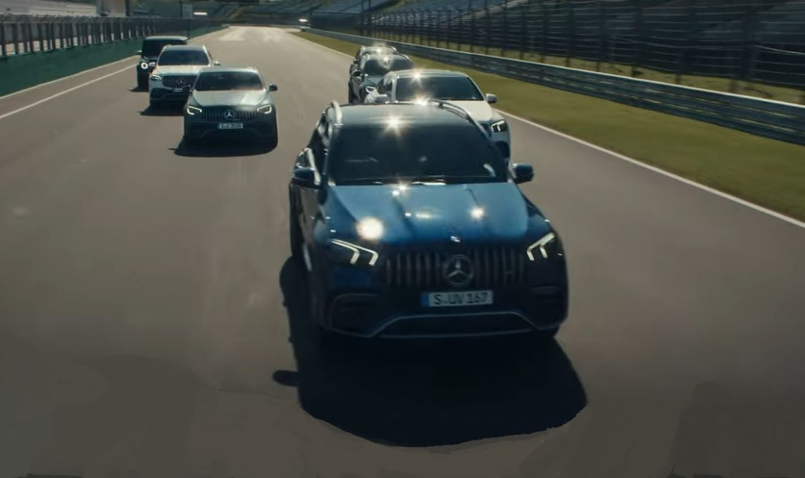 Mercedes-AMG SUV range – They are not SUVs, but AMGs!