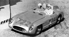 "Mercedes-Benz 300 SLR ""722"" wins ""Best in show"" at the first Concours Virtual"