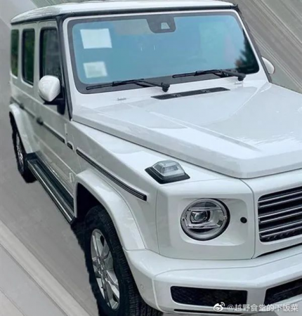Mercedes-Benz G-Class China (2)
