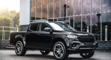 Mercedes-Benz X-Class Project Kahn – Things would have been so different