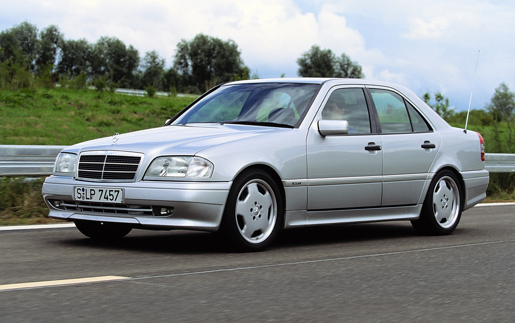 Mercedes-Benz C 36 AMG (1993)Mercedes-Benz C 36 AMG W202