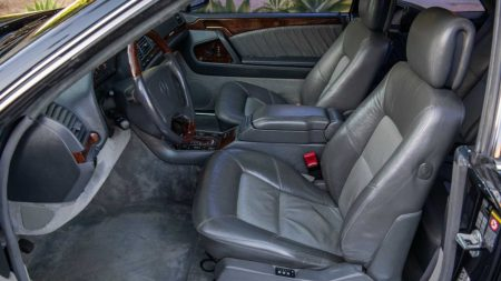 Michael Jordan Mercedes-Benz S600 (5)