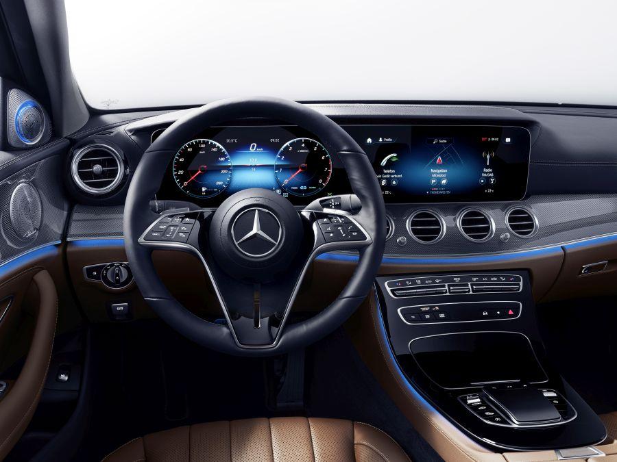Mercedes E 300 e 2021