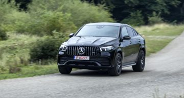 First review Mercedes-AMG GLE 53 4Matic Coupe