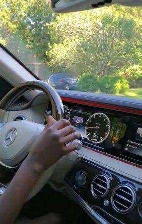 Grandma Mercedes-Benz S-Class (1)