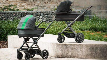 Mercedes-AMG Baby stroller (6)