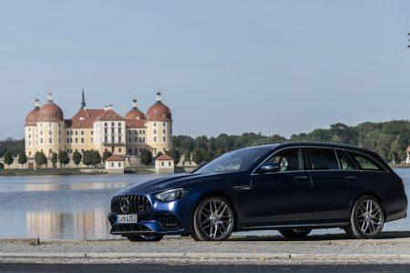 Mercedes-AMG E63S Estate (10)