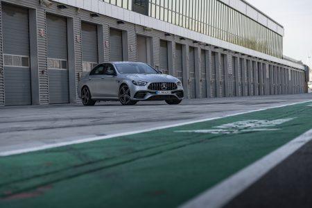 Mercedes-AMG E63S Saloon (7)